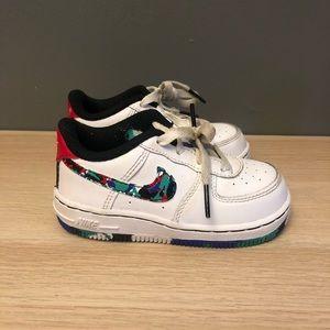 Toddler Nike Air Force 1 Low - Sz 7c
